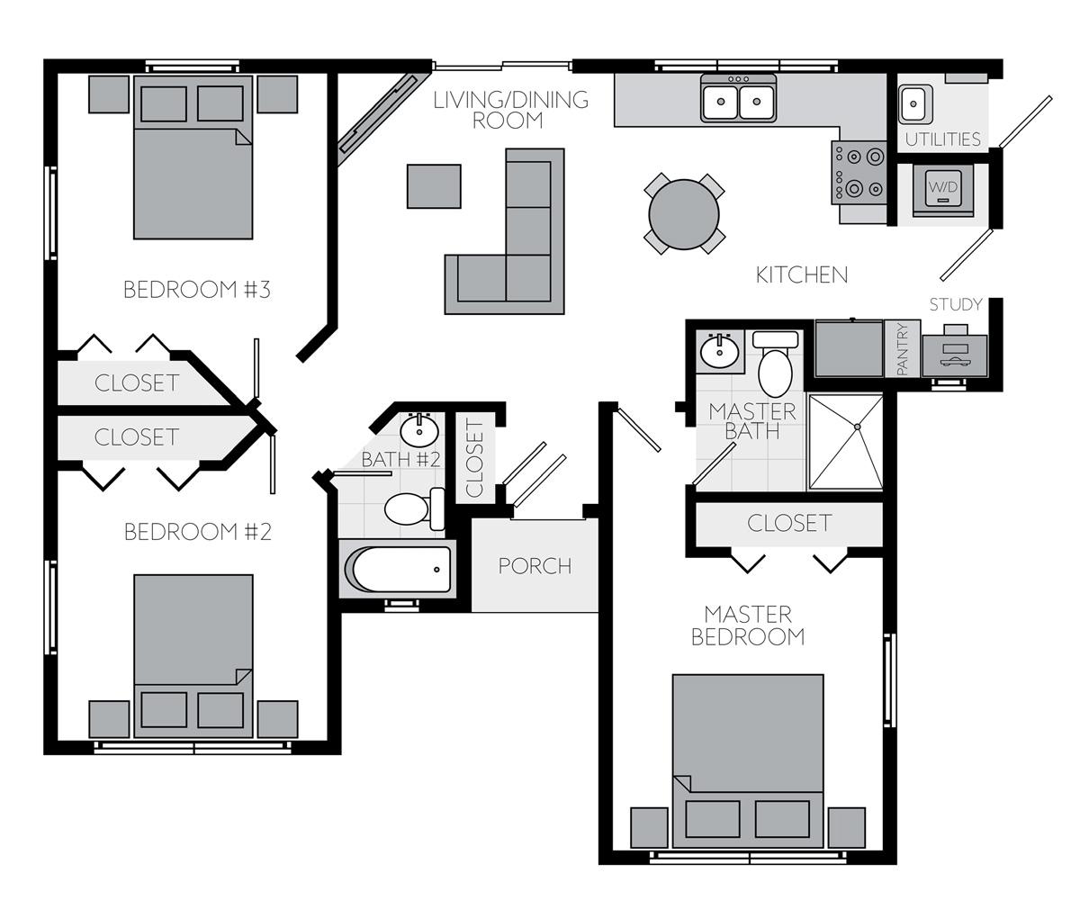 Trinity 11 unison enterprises for Unison house