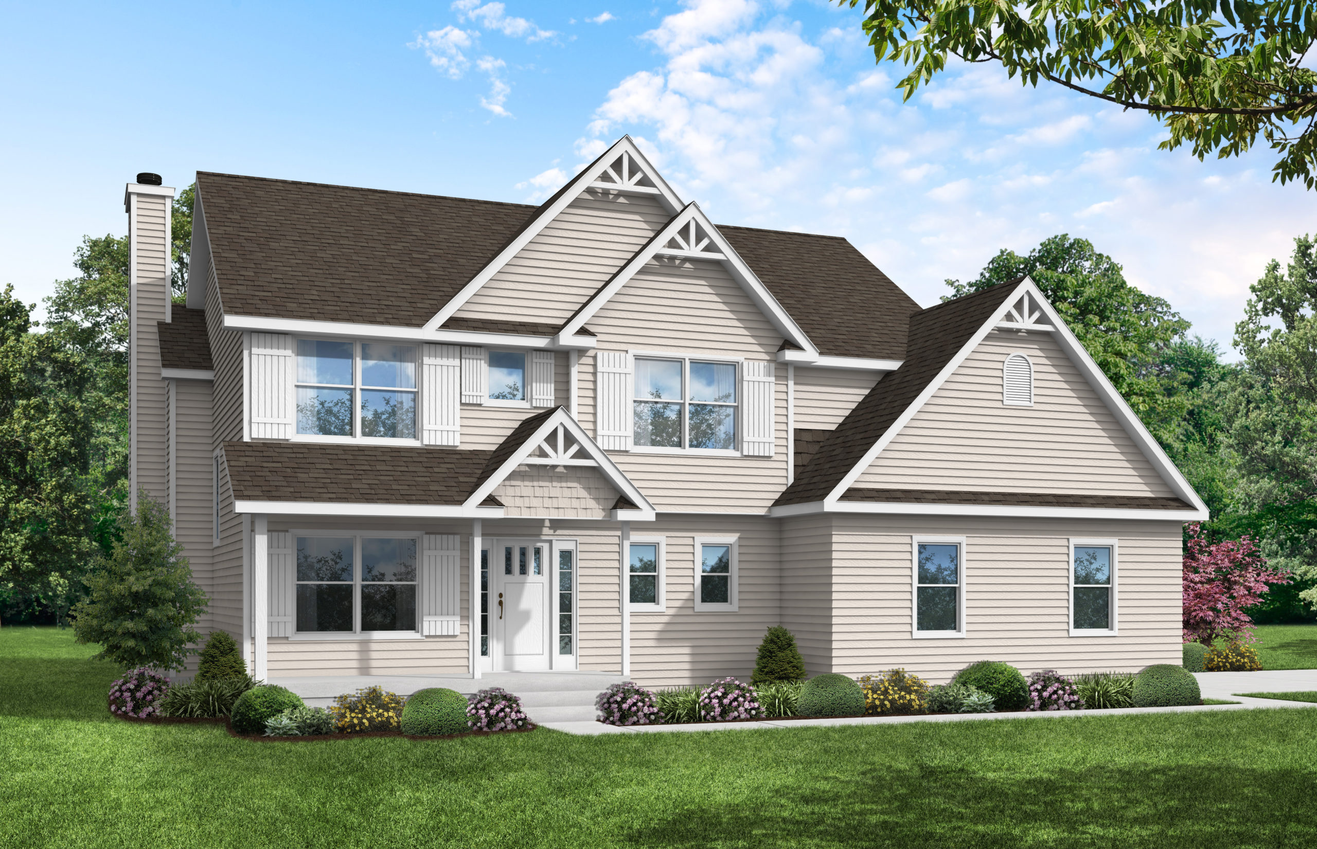 The Claremont at Ascent Lot 4